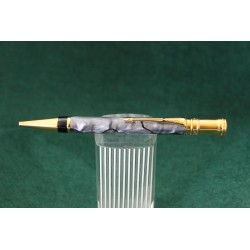PARKER DUOFOLD PEARL & GREY...
