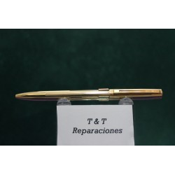 WATERMAN 4 COLORES GOLD PLATED